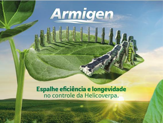 Inseticida Biológico AgBiTech Armigen