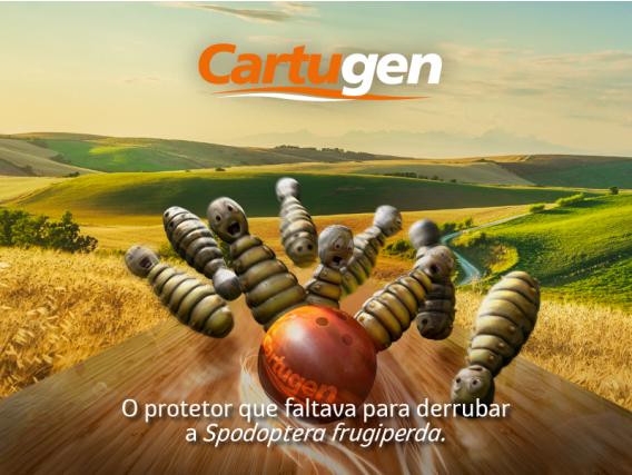 Inseticida Biológico para trigo AgBiTech Cartugen