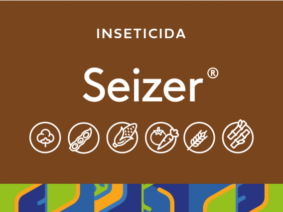 Inseticida Seizer ® Agricur
