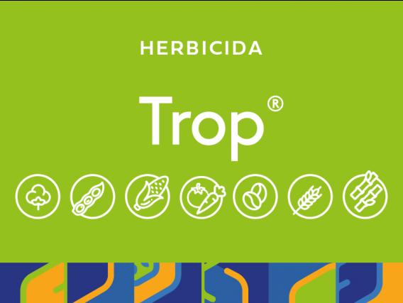 Herbicida Trop ® Agricur