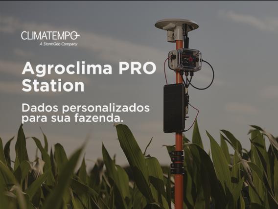 Software Climatempo Agroclima Pro Station