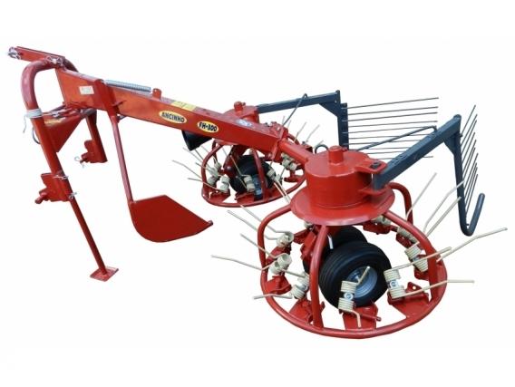 Ancinho Enleirador E Espalhador Finardi Fh-300
