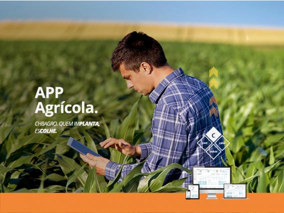 App Agrícola Chbagro