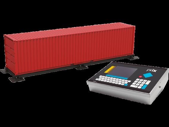 Balança 950I Container