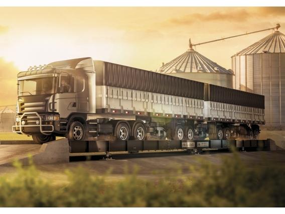 Balança De Caminhão 950I - Toledo Do Brasil