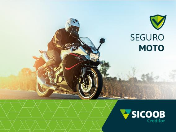 Seguro para Moto Sicoob Credifor