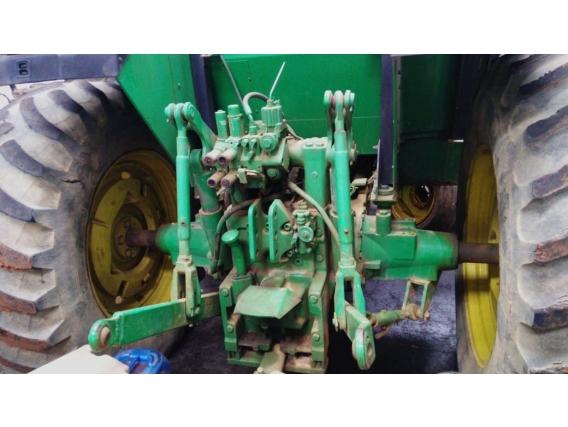 Barramento Completo - Trator John Deere - 6605