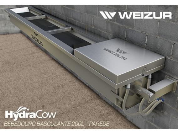 Bebedouro Basculante Weizur Hydracow 200L