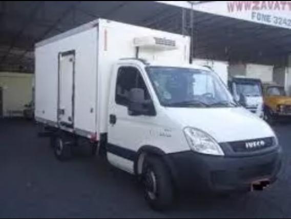 Caminhão Iveco Daily 35 Ano 2014