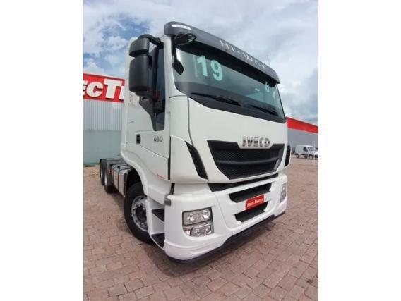 Caminhão Iveco Stralis 480 2019