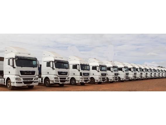 Caminhão Man Tgx 29.440 6X4 2P Diesele5