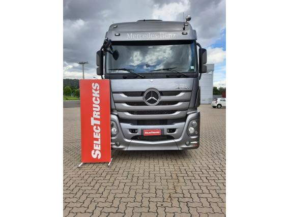 Caminhão Mercedes-Benz Actros 2651 6X4 2019