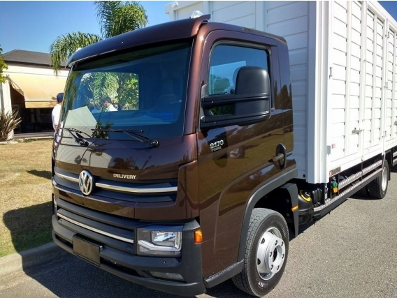 Caminhão Volkswagen Delivery 9 170 Ano 2018