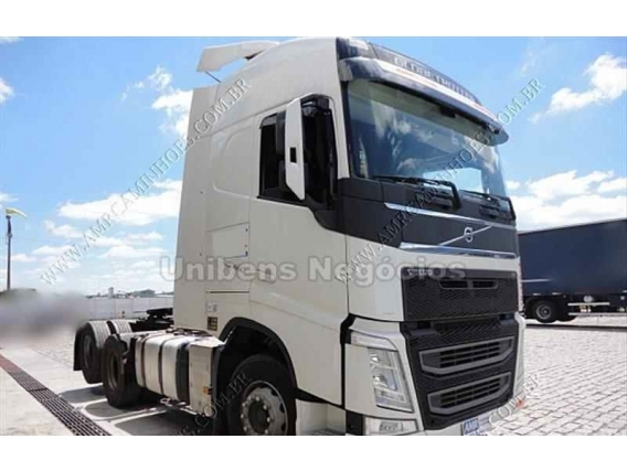 Caminhão Volvo Fh 460 Ano 2015