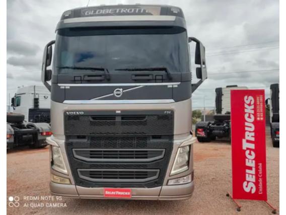 Caminhão Volvo Fh 540 6X4 2015/2016