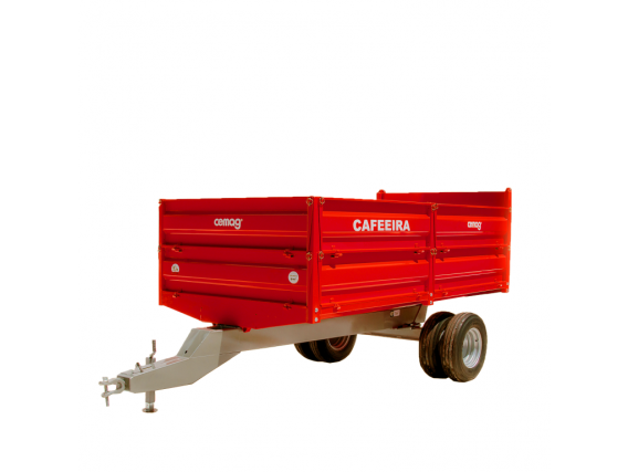 Carreta Cemag Cbhm6000 Cafeeira