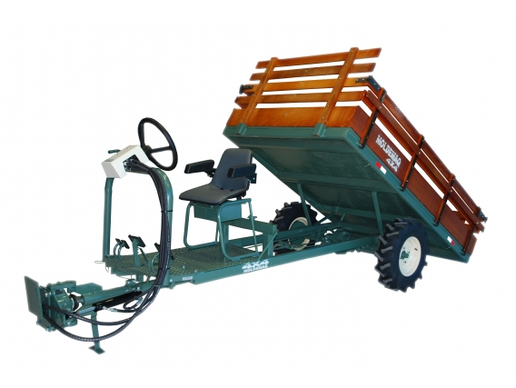 Carreta Tracionada Basculante Modelmaq CTBD 1500