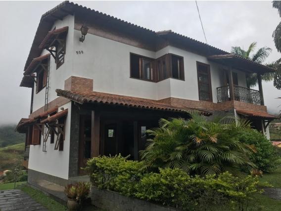Casa No Alto Da Boa Vista Em Miguel Pereira-Rj