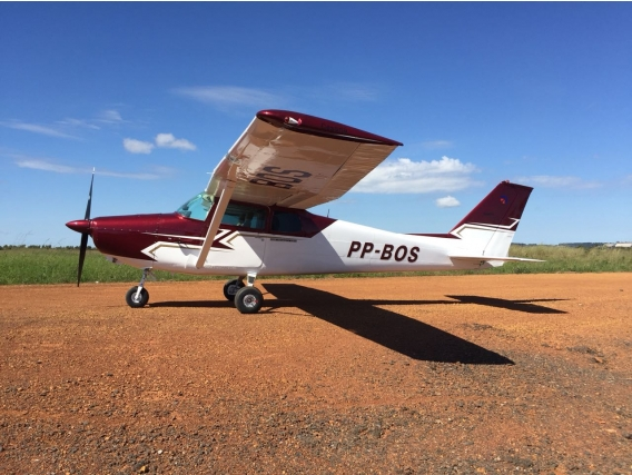 Cessna 172A Ano 1960 Motor 145 Hp Continental 6
