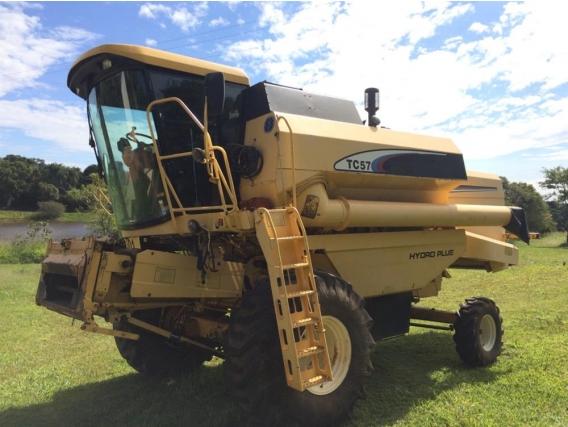 Colheitadeiras Tc 57 Hydro Plus 2008,