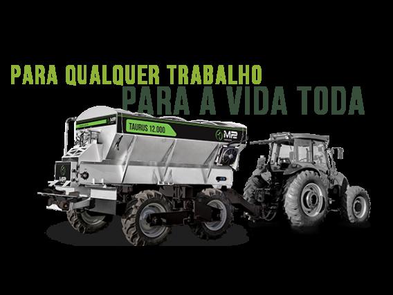 Distribuidor De Calcario E Fertilizantes Taurus 12.000