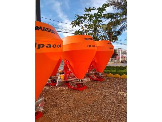Distribuidor De Fertilizantes Ipacol Dfd 600
