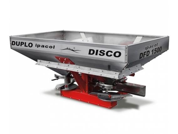 Distribuidor De Fertilizantes Com Duplo Ipacol Dfd1500