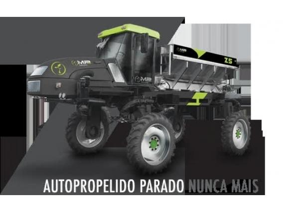 Distribuidor De Fertilizantes Mp Agro Z 4.0