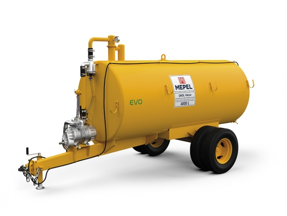 Distribuidor Adubo Orgânico 4000 Vácuo 1 ERD Mepel