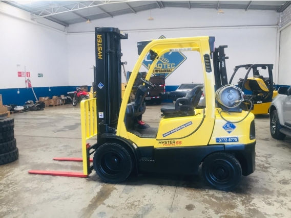 Empilhadeira Hyster H50Ft 2013