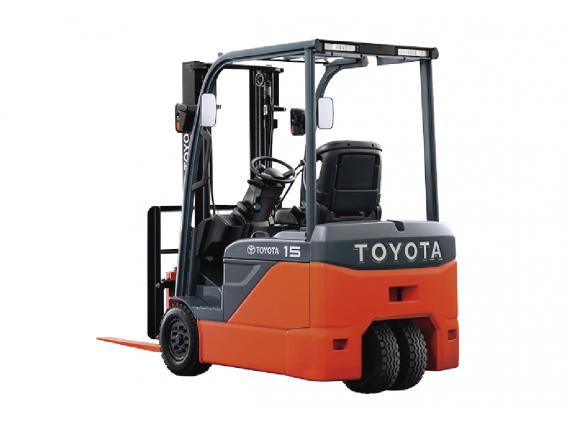 Empilhadeira Contrabalançada - Toyota - 8FBE20