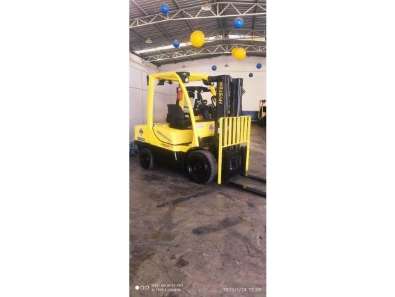 Empilhadeira Hyster H70Ft 2014 Diesel