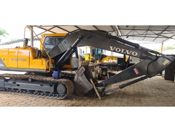 Escavadeira De Esteira Volvo Ec140Blc Prime