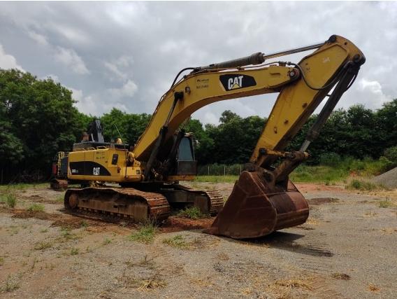Escavadeira Hidraulica I Caterpillar I 345D