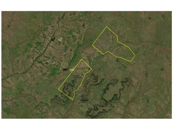 Fazenda Em Salto Uruguai De 1037 Hectáres
