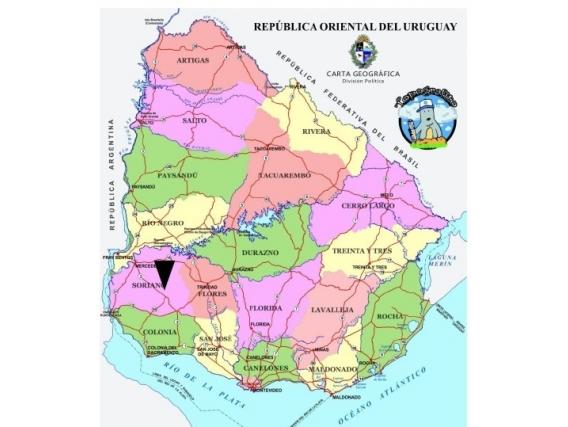 Fazenda Em Soriano Uruguai De 140 Hectáres