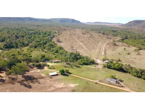 Fazenda Santa Fé Santo Antonio Do Leste - Mt