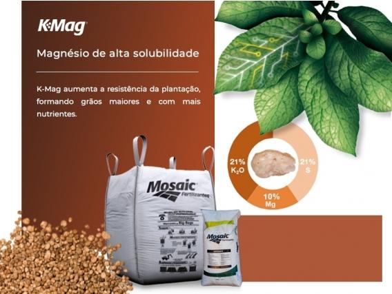 Fertilizante K-Mag