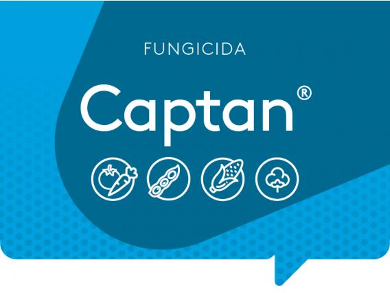 Fungicida Captan ADAMA