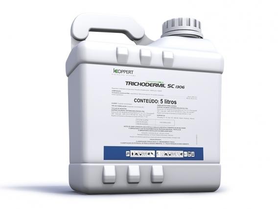 Fungicida Nematicida Microbiológico Koppert Trichodermil