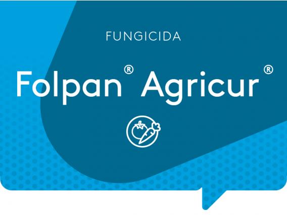 Fungicida Folpan Agricur ADAMA