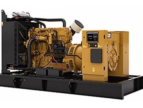 Grupo Gerador Cat® C15 a Diesel - 563 kVA