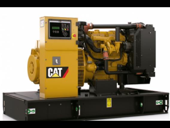 Grupo Gerador Cat® DE56 a Diesel - 56 kVA