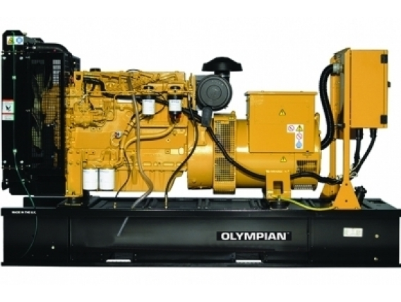 Grupo Gerador Cat® DE75 a Diesel - 75 kVA