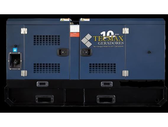 Grupo Gerador Tg-219Fpt - Tecmax Geradores