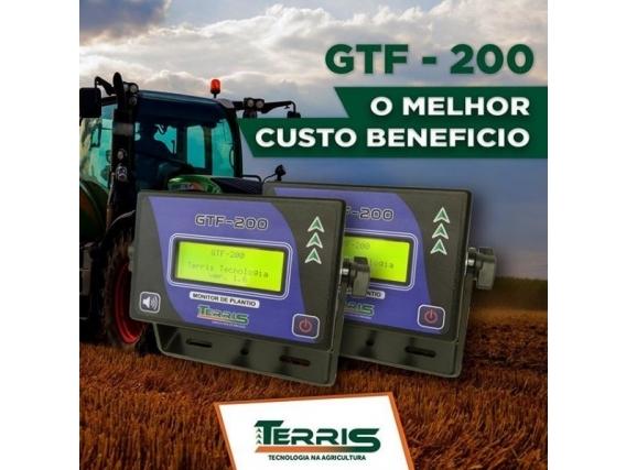 Gtf-200 - Sistema Eletrônico E Inteligente