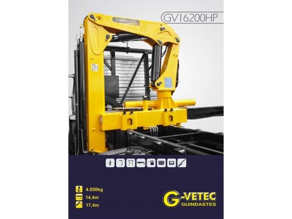 Guindaste G-Vetec GV 16200