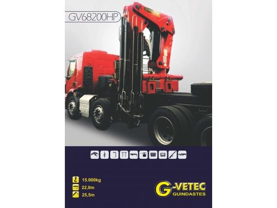 Guindaste G-Vetec GV 68200
