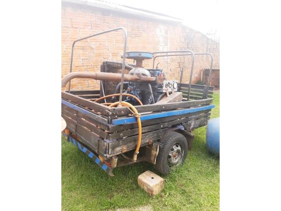 Hidrojateadora 4500 Libras