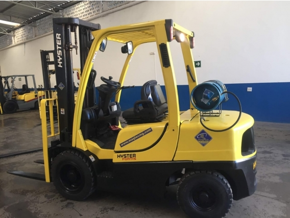 Empilhadeira Hyster H70Ft , 2014 Glp